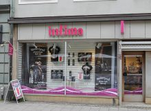 Intima store front